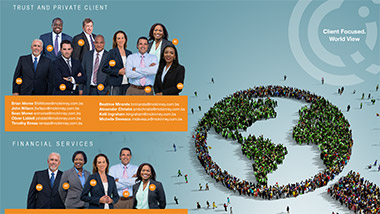 Financial Services and Trust and Private Client Brochure