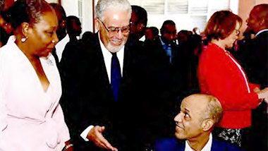 Tribute to the late Chief Justice Stephen Isaacs